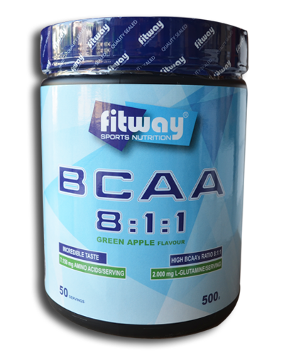 Fitway BCAA  8:1:1