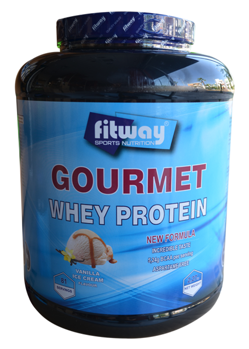 Fitway Gourmet Whey Protein 2,27kg