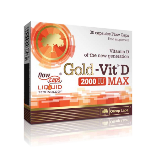 Olimp Gold Vit D Max 2000